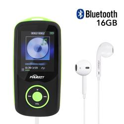 Puersit HiFi Bluetooth 4.0 16GB MP3 Player