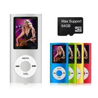 Mymahdi Digital Compact and Portable MP3 / MP4 Player